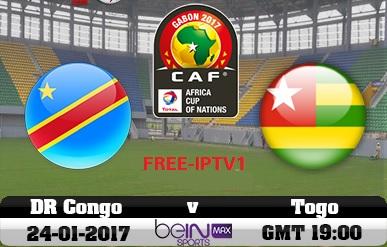 احتفال غريب من حارس الكونغو بعد الهدف