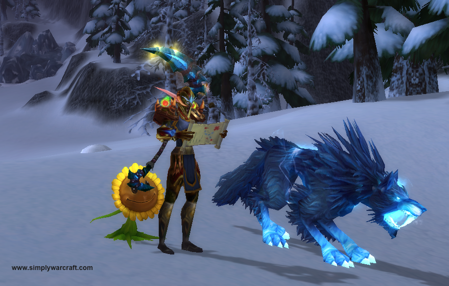 Simply Warcraft: Storm Peaks Rare: Skoll