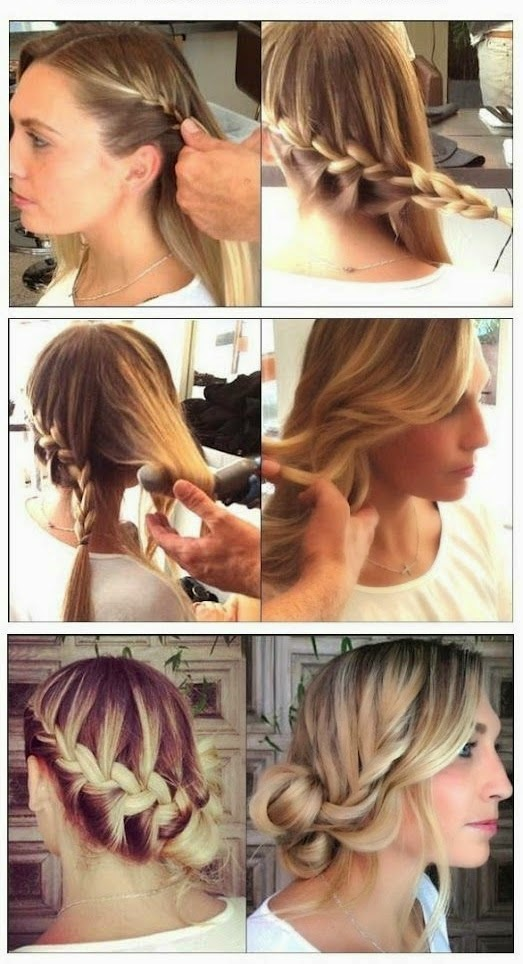 5 Gorgeous DIY Hairstyle Ideas To Make You Look Stylish}