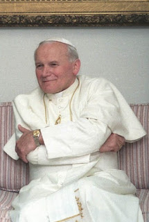Pope John Paul II survived an assassination attempt in 1981