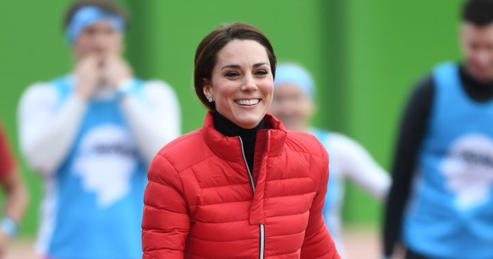 Duchess Kate Updated The Royals Get Their Running Shoes