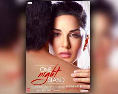Sunny Leone, One Night Stand, Tanuj Virwani, Tanuj Virwani ans Sunny Leone, One Night Stand movie