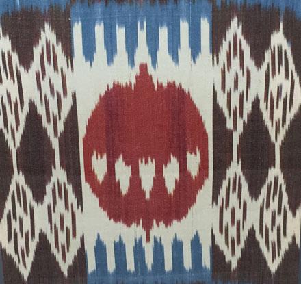 uzbekistan ikat fabrics textiles, uzbekistan art craft textile tours, uzbekistan ikat ferghana valley small group tours