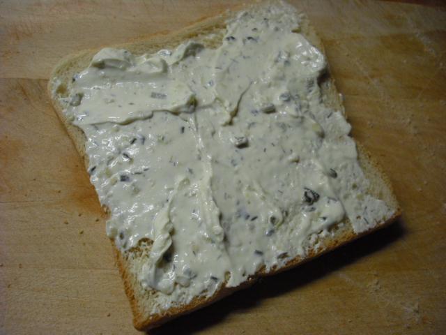 halbe toast packung