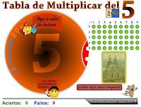 http://www.eltanquematematico.es/tablasnuevas/tabladel5_p.html