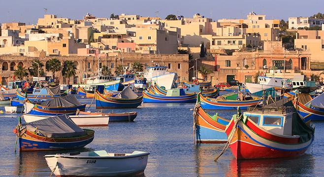 Cómo desplazarse por Malta