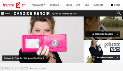Comment regarder Candice Renoir saison 5 sur France 2 depuis l'étranger?