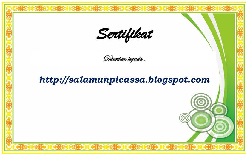 Download Template Sertifikat Word Kleo Bergdorfbib Co