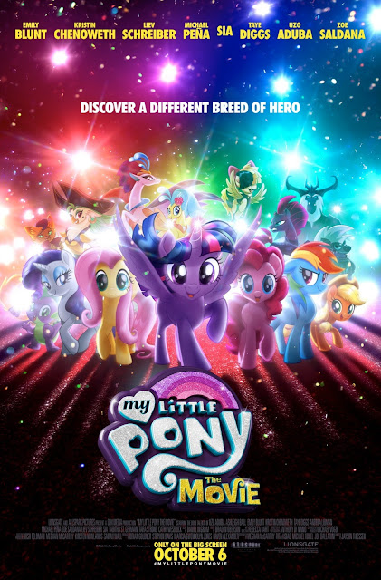 Lionsgate, movie reviews, movie review, entertainment, My Little Pony, Hasbro