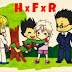 Hunter x Family x Random