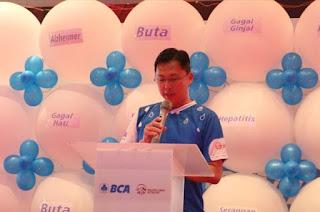Presiden Direktur AIA Financial Ben Ng