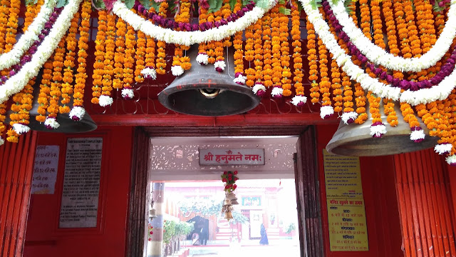 hanuman temple lucknow