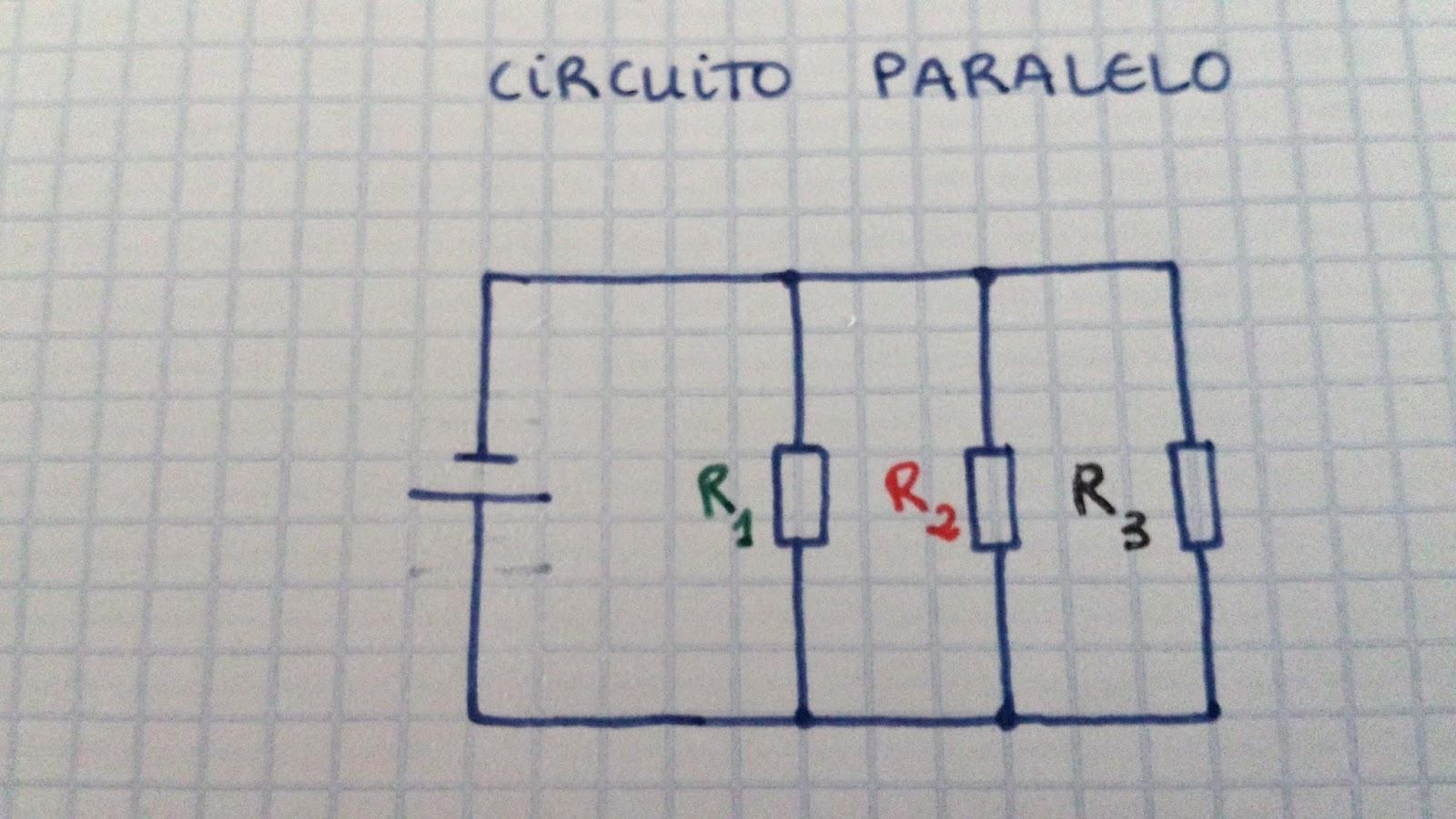 Circuito Y Misterios : TecnoenseÑando en qué circuito se gastará antes la pila