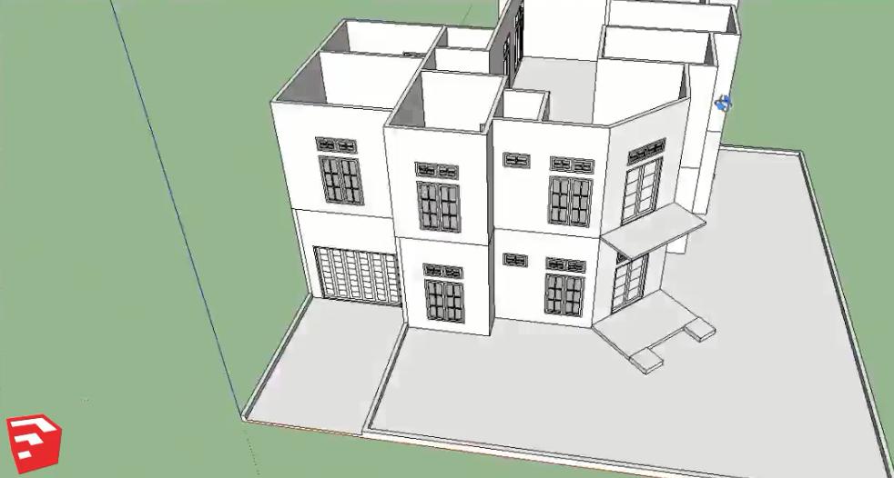 Software desain rumah 3D terbaik Sketchup Pro 2016. Software desain rumah 3D ini sangat cocok bagi kamu yang suka desain rumah khususnya desain interior ... & SKETCHUP PRO 2016 - SOFTWARE DESAIN RUMAH 3D TERBAIK MASA KINI ...