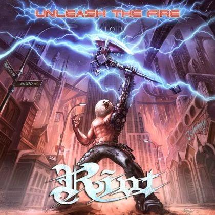 """Το βίντεο των Riot V για το τραγούδι """"Bring The Hammer Down"""" από τον δίσκο """"Unleash the Fire"""""""