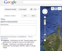 Creare mappe personali e cartine con Google Maps