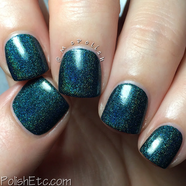 Pahlish - Hidden Door Collection - McPolish - Storms & Saints