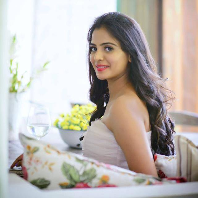 Actress Manasa Himavarsha Photoshoot stills