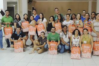 Representantes da ONG Ceacri participam de formação sobre bons tratos em família