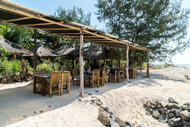 Ana warung Bungalow - Gili Meno - Lombok Bali
