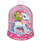 My Little Pony Rainbow Dash Winter Ponies  G3 Pony