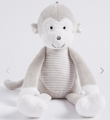 marks and spencer monkey soft toy