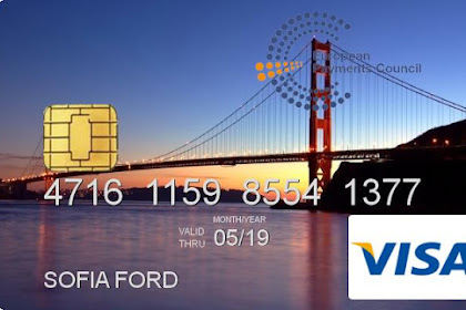 Free fresh and valid credit cards with number security