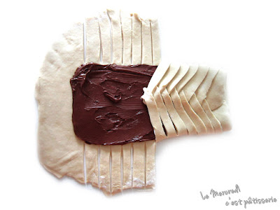 Brioche Suédoise au Nutella