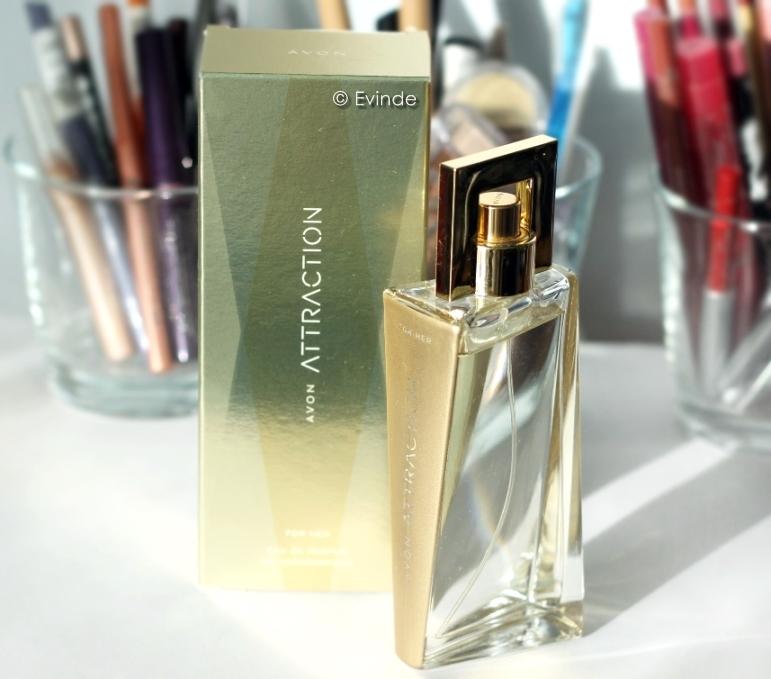 avon attraction perfume