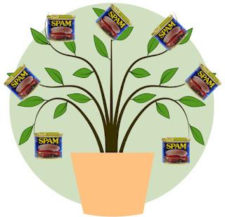 """""""a spammy plant"""""""