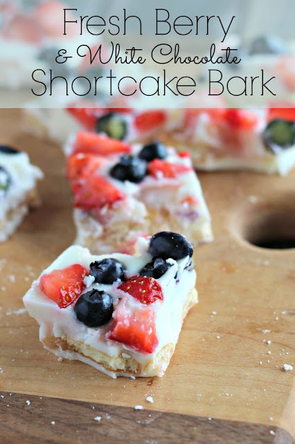 berry white chocolate shortcake bars