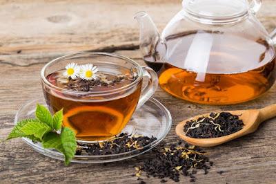 black tea teh hitam menurunkan berat badan