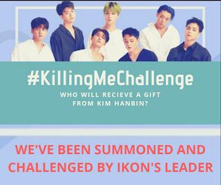 killing me challenge