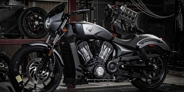 Victory Octane A Super Strong Motorcycles 2017