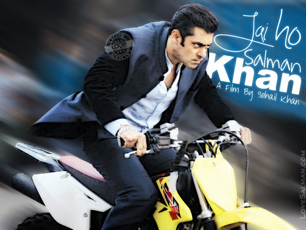 Movie Poster Hd Jai Ho 2014 Hindi Movie Wallpapers In Hd-9641