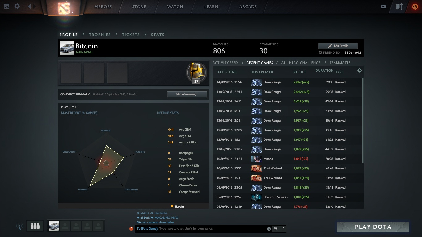 Dota 2 matchmaking doesn work