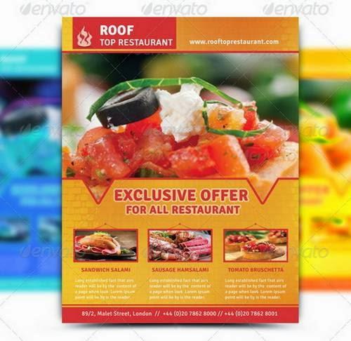 Contoh Iklan/Advertisment  Makanan Dalam Bahasa Inggris