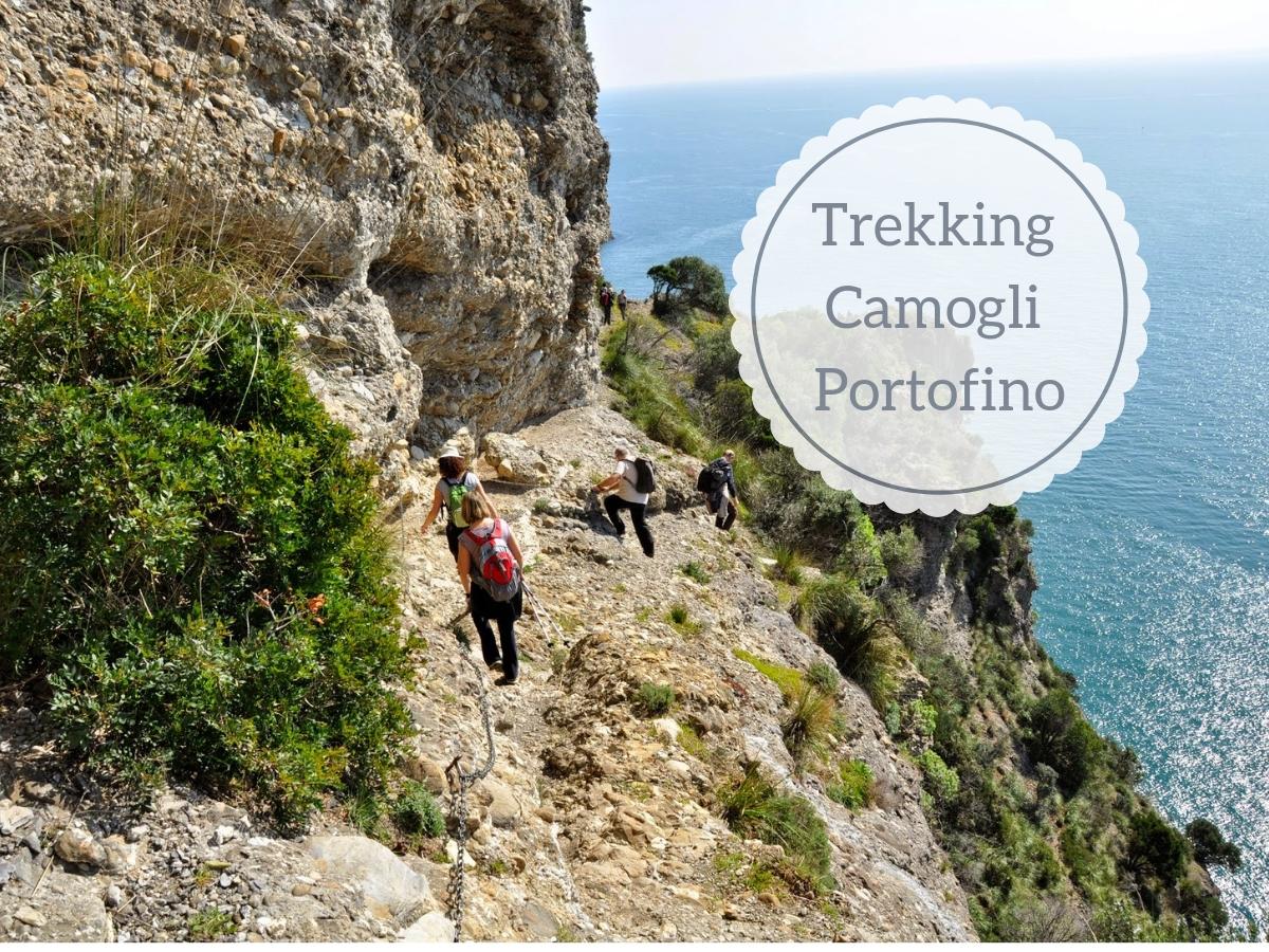 Trekking Camogli - San Fruttuoso - Portofino | Girovagando con Stefania -  Blog di viaggi e trekking