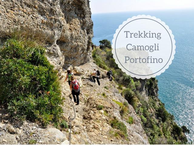 Trekking Camogli - Punta Chiappa - San Fruttuoso - Portofino