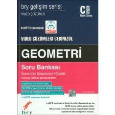 Birey Gelişim Serisi Geometri Soru Bankası C Serisi İleri Düzey (2017)