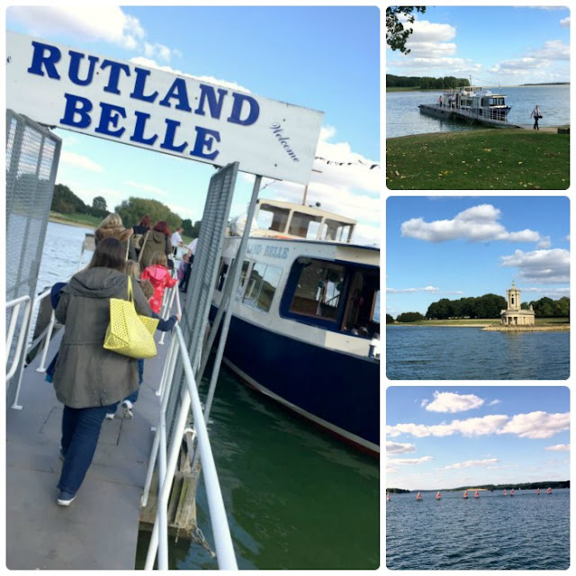 A Styling Event with Lands' End | Morgan's Milieu: Rutland Belle at Rutland Water, it was brilliant.