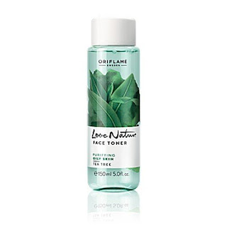 Love Nature Tea Tree Face Toner