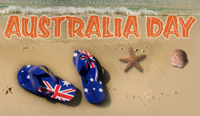 Happy Australia Day Facebook Cover 2016