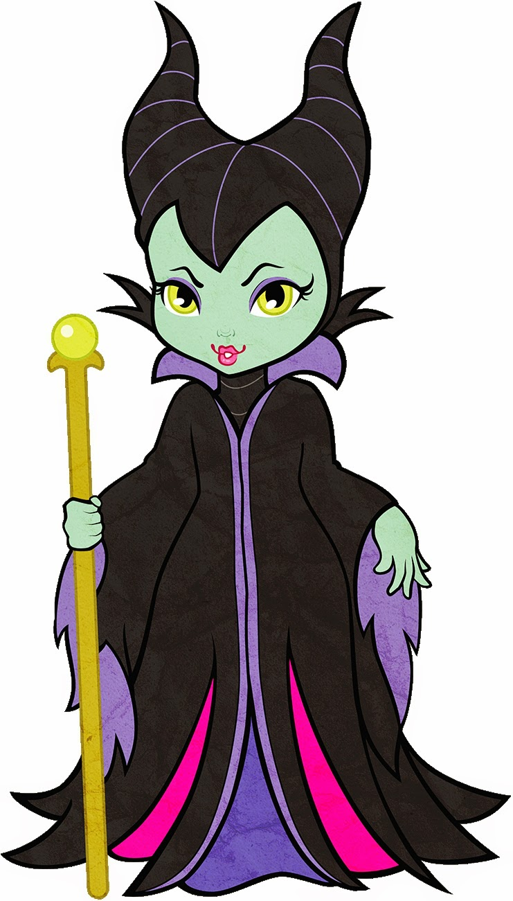 Maleficent Baby Free Party Printables Oh My Fiesta In