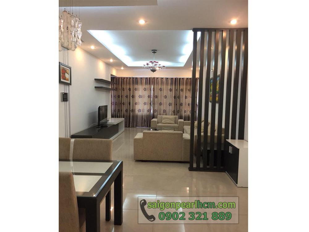 bán hoặc cho thuê căn hộ 135m2 tầng cao tại Saigon Pearl - hình 2