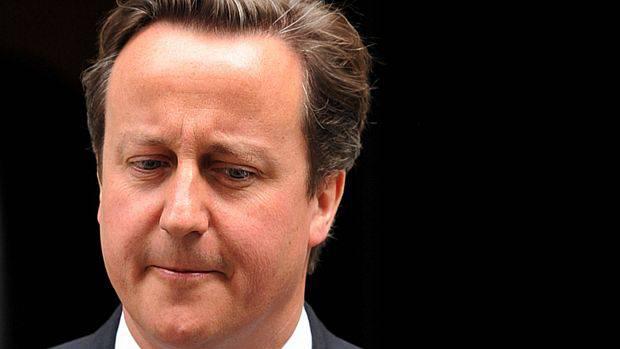 David Cameron é culpado pelo colapso da Líbia e a ascensão de ISIS