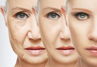 Bila umur makin meningkat, kolagen mula berkurangan
