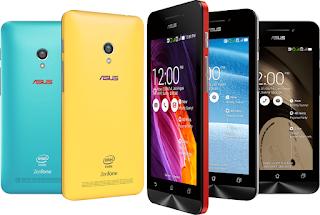 Harga Asus Zenfone 4S Terbaru