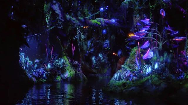 O mundo Avatar em Orlando na Disney: Atrações