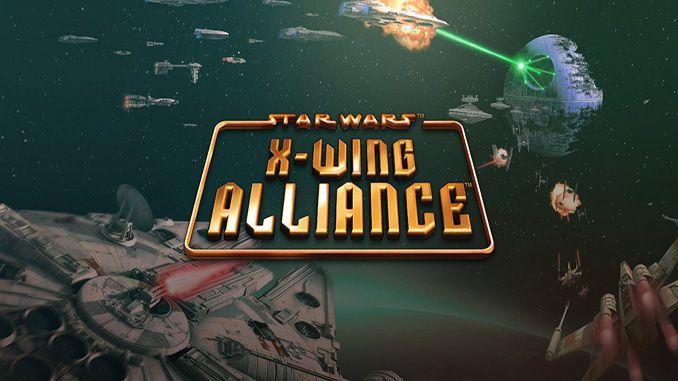 STAR WARS – X-Wing Alliance